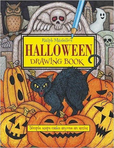 Book Ralph Masiello's Halloween Drawing Book by Ralph Masiello (2012-07-01)