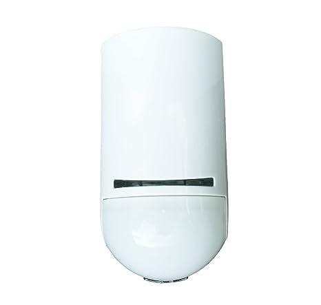 Cooper Security FU8000 - Detector de movimiento inalámbrico de iones (compatible con el dispositivo ABUS