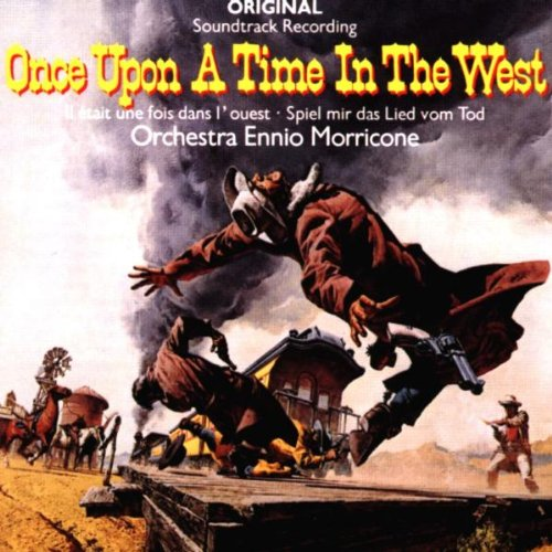 Once Upon a Time in the West Man with a Harmonica Sheet Music