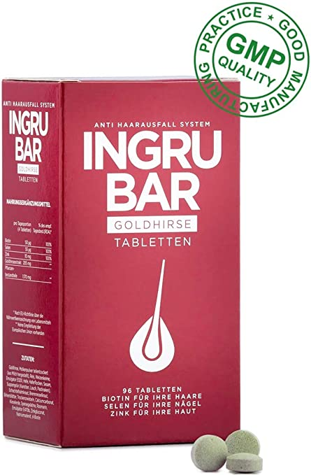 ingru Bar Oro mijo – Pastillas