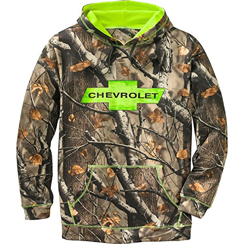 Big Body Chevys - Legendary Whitetails Mens Big Game Mudder Hoodie Chevy Large Tall