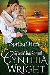 Spring Fires (Rakes & Rebels Book 4)