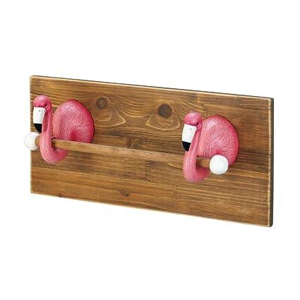 Amazon.com: Decor and More Store Tropical Pink Flamingo Design ...
