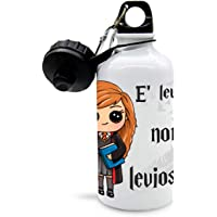 "Cantimplora con texto ""Ed Image"" Saga Maghi (Hermione)"