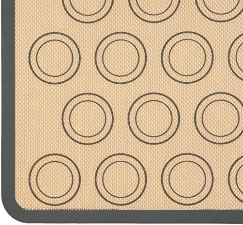 AmazonBasics Silicone Macaron Baking Mat - 2-Pack by AmazonBasics (Image #5)