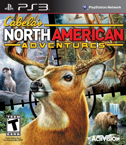 Cabela's North American Adventures 2011 - Playstation 3 -