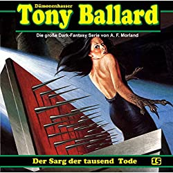 Der Sarg der tausend Tode (Tony Ballard 15)
