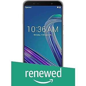 (Renewed) Asus Zenfone Max Pro M1 ZB601KL-4H006IN (Grey, 6GB RAM, 64GB Storage)