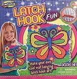 Latch Hook Fun Kit featuring Butterfly
