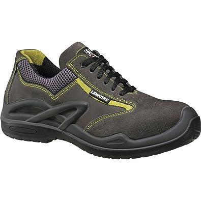 Lemaitre 191238Tamaño 38S3Crazy + Ales Zapatos de Seguridad, Color Multicolor, Talla 39 UE