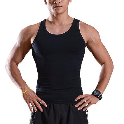 4142011233 Amazon.com  Men s Slimming Body Shaper Vest