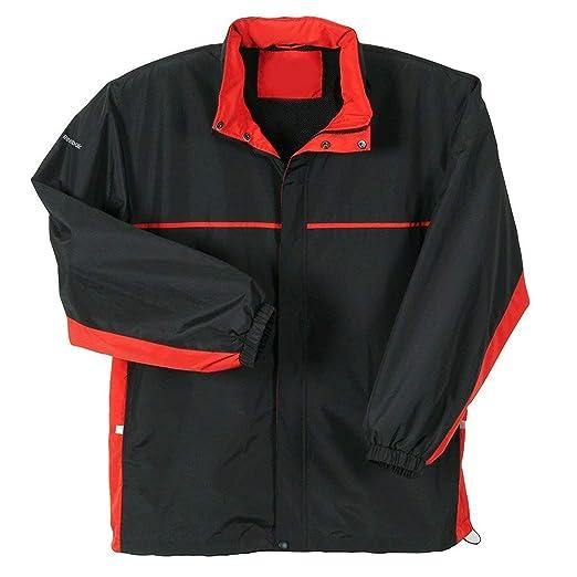 7462680fc Reebok Express Weatherproof Jacket at Amazon Men s Clothing store