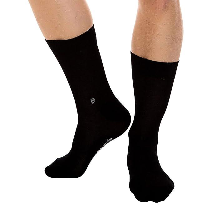 stile moderno goditi un grande sconto a piedi scatti di Confezione regalo 6 paia di calze corte PIERRE CARDIN colorate in caldo  cotone calzini da uomo PC REGALO. MWS