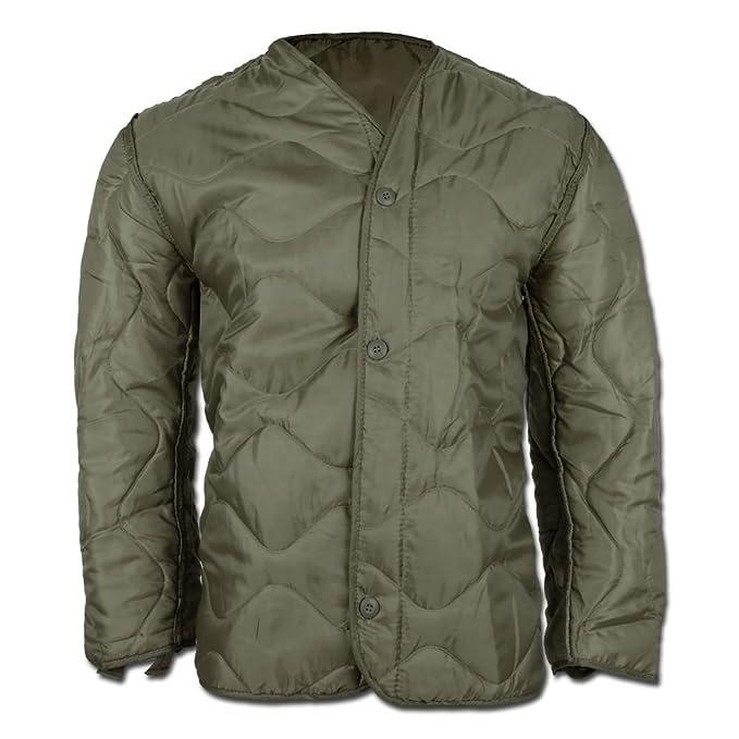 Amazon.com  Mil-Tec Classic US M65 Jacket Olive  Sports   Outdoors d4057f2d66a