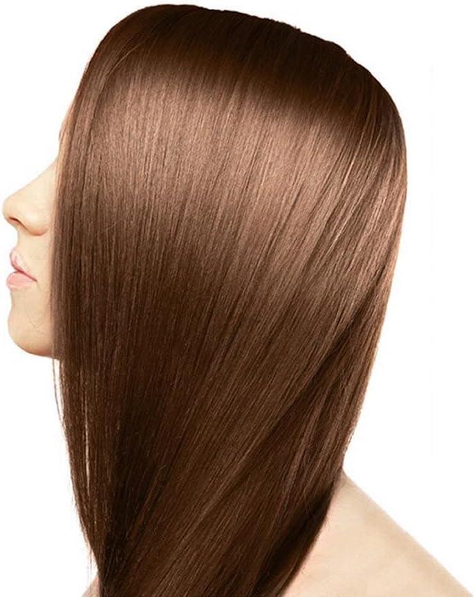 Tinte para el cabello en crema de henna, de Surya Brasil, color marrón claro (70 ml)