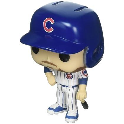 4ca0770d734 Funko Kris Bryant  Chicago Cubs   x POP! MLB Vinyl Figure + 1 Official MLB  Trading Card Bundle   003   30230