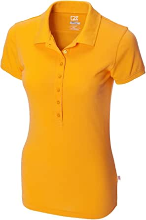 Cutter & Buck 2015 Ladies Sweet Spot Skinny Golf Polo New Closeout