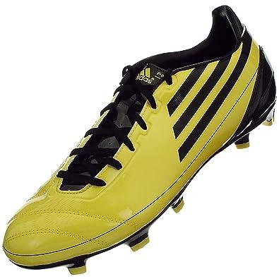 adidas F10 Adizero TRX FG, Scarpe da Calcio Uomo Giallo