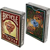 Bicycle Gaelic Celtic Myth Playing Cards