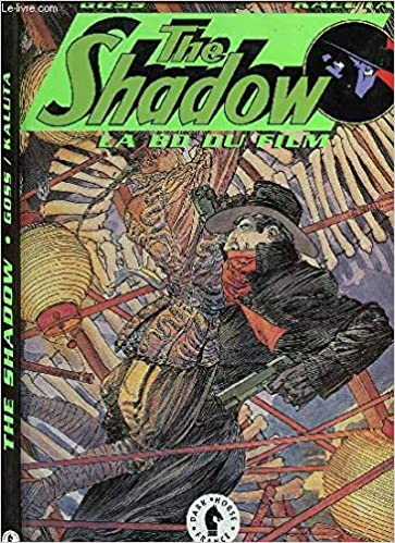 Shadow La Bd Du Film 9782841640003 Amazon Com Books
