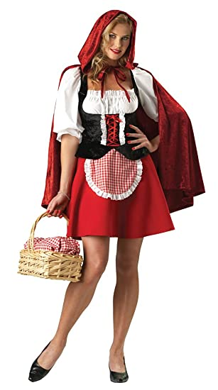 Red Riding Hood Extra Large Halloween Costume  sc 1 st  Amazon.com & Amazon.com: Red Riding Hood Extra Large Halloween Costume: Home ...
