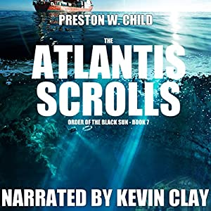 The Atlantis Scrolls Audiobook