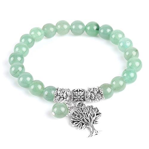 Amazon.com: Fashbag Cuff Bracelet New Meditation Green ...