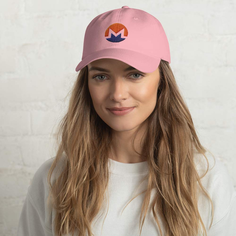 CryptoGifts Monero Dad hat