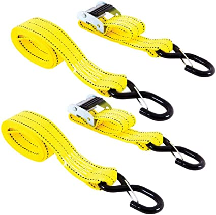 Keeper 05110 10 x 1 Cam Buckle Tie-Down