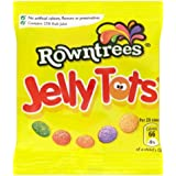 Rowntree's Jelly Tots (42g) - Pack of 2