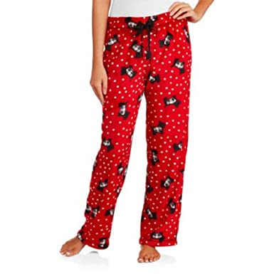 Secret Treasures Womens ScottieDog Pajama Sleep Pant (Small)