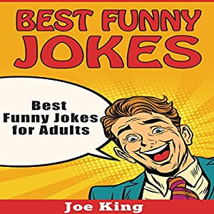 Best Funny Jokes for Adults Audiobook