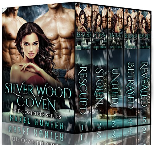 With no memory, Summer is torn between two men from opposite sides. Add an unknown traitor and things get complicated, fast. Get the whole story in Hazel Hunter's five-star book set! Silver Wood Coven – The Complete Series Box Set: A Witch and Warlock Romance Series