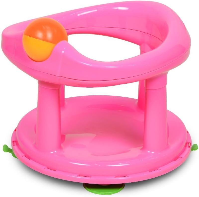 Safety 1st - Asiento para el baño, color rosa (32110010)