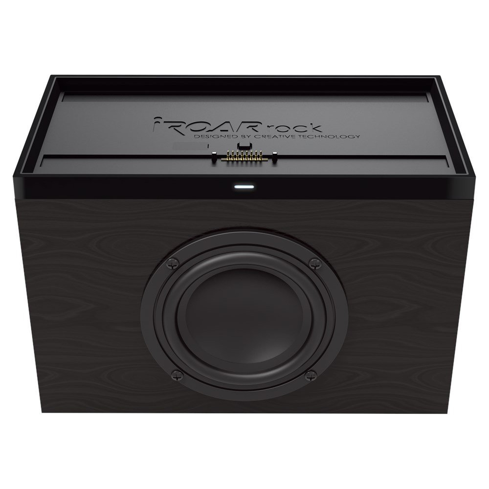 Creative iRoar Rock Docking Subwoofer by Creative