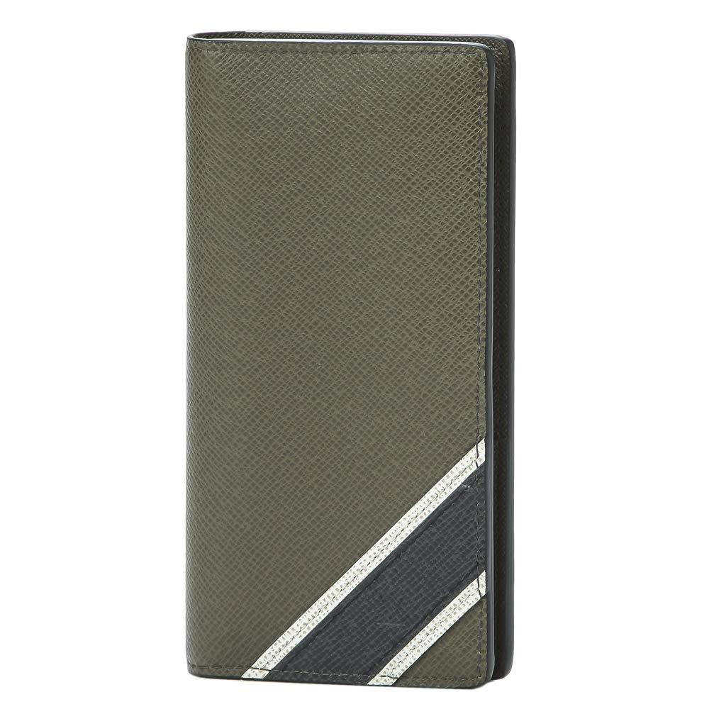 ルイヴィトン(Louis Vuitton) 長財布 M64011 タイガ ストライプ カーキ/ブラック [並行輸入品] B07K72N72L