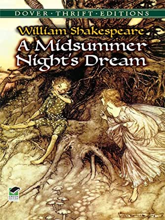 a literary analysi of a midsummer nights dream by william shakespeare Midsummer night's dream study guide contains a biography of william shakespeare, literature essays, a complete e-text, quiz questions, major themes, characters, and a full summary and analysis about a midsummer night's dream.