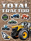 Total Tractor Sticker Encyclopedia (Sticker Encyclopedias)