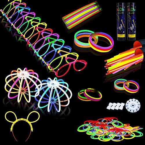 Bangcool Glowsticks,200 8