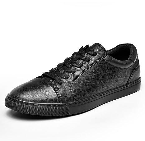 WSK Zapatos con Cordones Derby para Hombres Zapatos Casuales para Hombres 56eaace3251d9