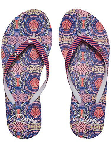 Arjl100551 donna Orange Blue Zoccoli tgn Roxy Red dnwxf8ptdq