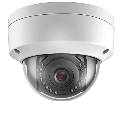 Real HD Onvif 2MP (1080P) Outdoor/Indoor PoE IP Vandal Dome Camera, 2 8mm  Lens Wide Angle, IP66 Outdoor Rated IP Camera