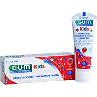 Butler Gum Kids 2-6 Years Toothpaste 50 mL 3000ME