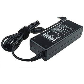 Adaptador de cargador de corriente, adaptador de 90W 19V 4.7A Fuente de alimentación de