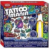 Savvi Tattoo Mania Temporary Tattoos Kit