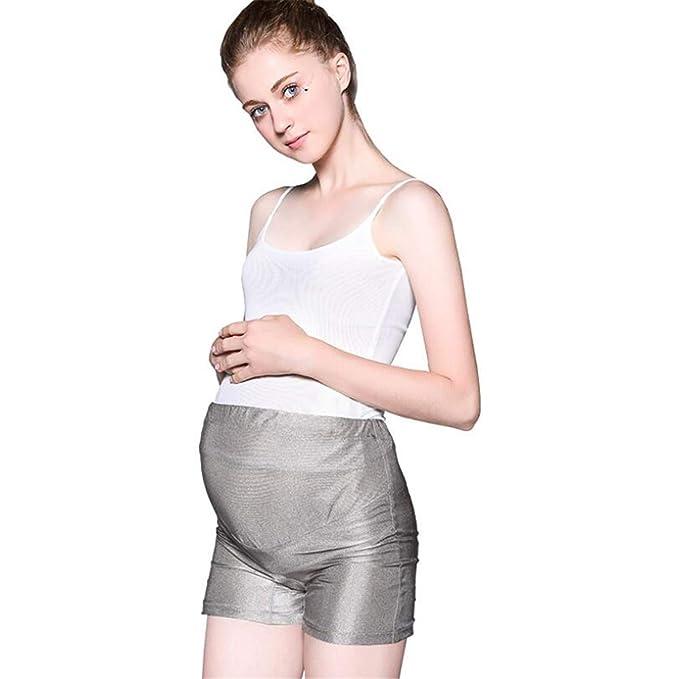 BABIFIS Anti-radiación Maternity Underwear Silver Cintura ...
