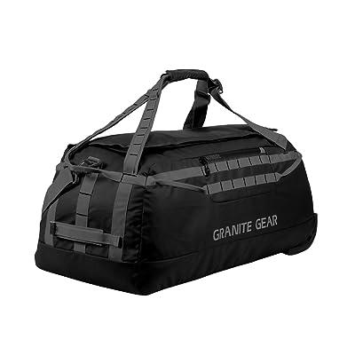 "Granite Gear 30"" Wheeled Packable Duffel"