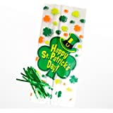 Lucky Shamrock Treat Bags