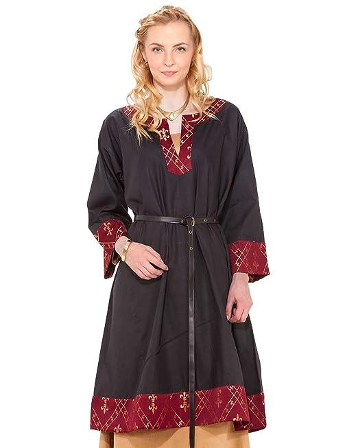 ThePirateDressing Medievale Renaissance Pirata Vichingo Larp Costume  Appoline Greco Tunica da Donna  Amazon.it  Abbigliamento 9ecf7d570cf