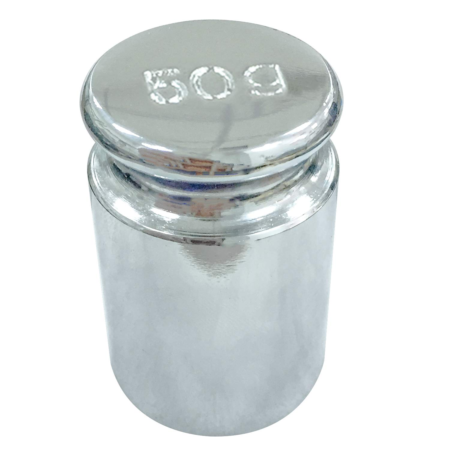 HFS(R) Chrome Scale Calibration Weight (50G)